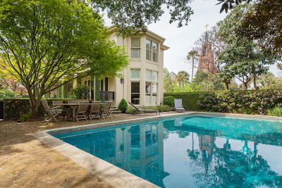 Single Family Home For Sale: 50 Legare Street