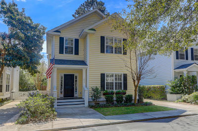 Mount Pleasant Single Family Home For Sale: 1065 Mathis Ferry Road