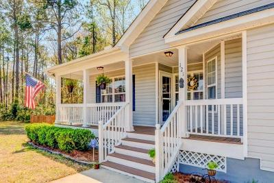 Single Family Home For Sale: 121 Hanahan Plantation Circle