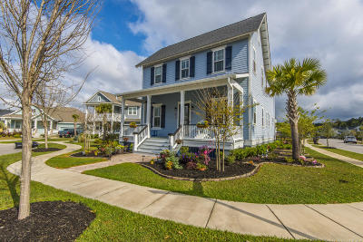 Mount Pleasant Single Family Home For Sale: 1529 New Chapel Court