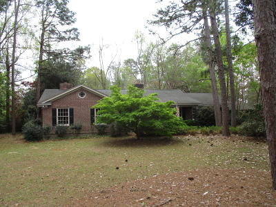 Summerville Single Family Home For Sale: 98 Fairway Drive