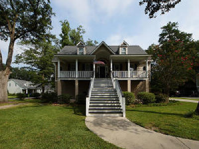 Summerville Single Family Home Contingent: 460 Waring Street