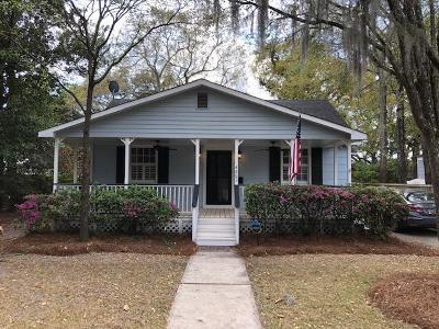 North Charleston Single Family Home Contingent: 4603 Marlboro Place