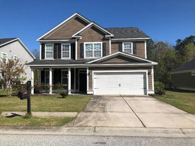 North Charleston Single Family Home For Sale: 8558 Royal Palms Lane