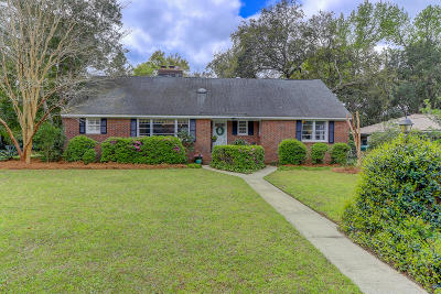 Hobcaw Point Single Family Home For Sale: 325 Hobcaw Drive