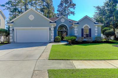 Mount Pleasant Single Family Home For Sale: 3267 John Bartram Place