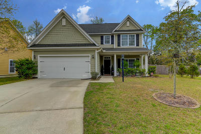 Single Family Home Contingent: 2109 Terrabrook Lane
