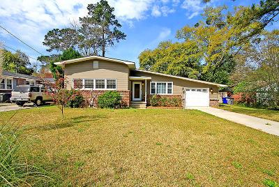 Charleston Single Family Home For Sale: 5093 Draper Street