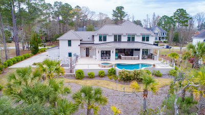 Mount Pleasant Single Family Home Contingent: 2316 Darts Cove Way
