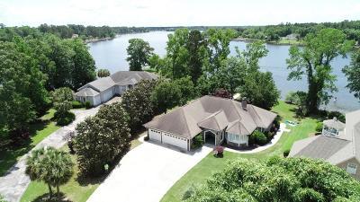 Single Family Home For Sale: 4 Plantation Drive