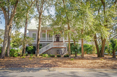 Johns Island Single Family Home For Sale: 3000 Maritime Forest Drive