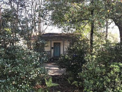 North Charleston Single Family Home For Sale: 4420 S S. Rhett Avenue