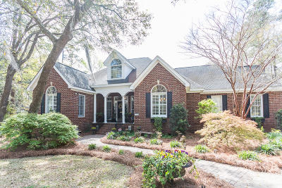Single Family Home For Sale: 5209 Myrtle Cove Lane