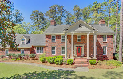 Summerville Single Family Home Contingent: 102 Lucretia Lane
