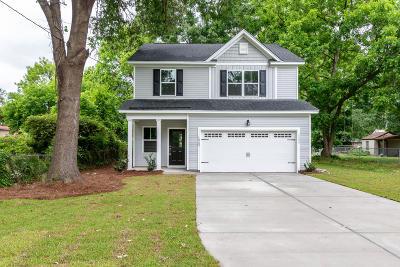 Charleston County Single Family Home For Sale: 1333 Wallerton Avenue