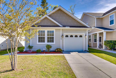 North Charleston Single Family Home Contingent: 8778 Shadowglen Drive