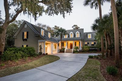 Single Family Home For Sale: 2551 High Hammock Road