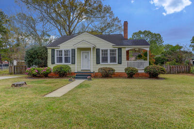 Single Family Home Contingent: 1211 Pickens Street