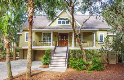 Seabrook Island Single Family Home For Sale: 2957 Seabrook Island Road