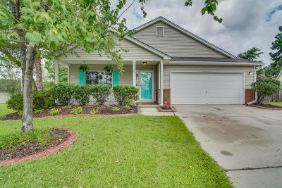 North Charleston Single Family Home Contingent: 2568 Leath Court