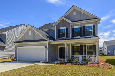 Moncks Corner Single Family Home For Sale: 252 Weeping Cypress Drive
