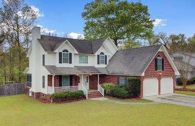 Moncks Corner Single Family Home Contingent: 1543 Sterling Oaks Drive