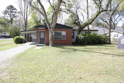 Single Family Home For Sale: 1803 Meadowlawn Drive