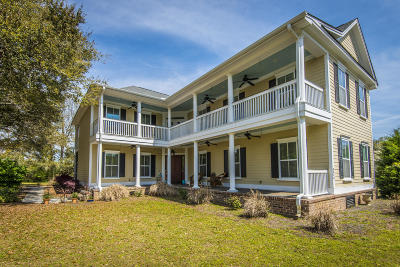 Johns Island Single Family Home Contingent: 3048 Fosters Glenn Drive