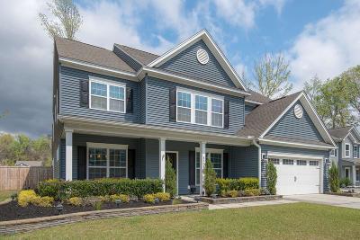 North Charleston Single Family Home Contingent: 8508 Marsh Overlook