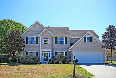 North Charleston Single Family Home Contingent: 8547 Kennestone Lane