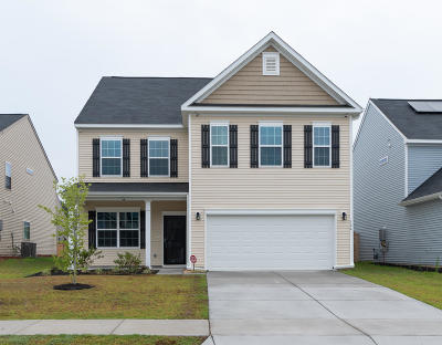 Moncks Corner Single Family Home For Sale: 184 Weeping Cypress Drive