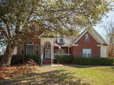 North Charleston Single Family Home Contingent: 8696 Spring Chapel Lane