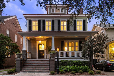 Single Family Home For Sale: 33 Gibbes Street