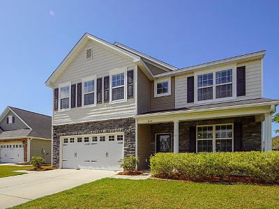 Goose Creek Single Family Home Contingent: 249 Clayburne Drive