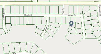 Residential Lots & Land For Sale: Maple Drive