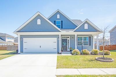 Moncks Corner Single Family Home For Sale: 403 Topcrest Lane