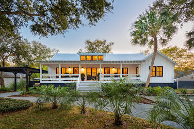 Isle Of Palms Single Family Home Contingent: 230 Forest Trail