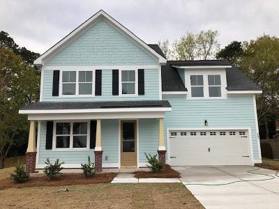 Charleston County Single Family Home Contingent: 485 Fort Johnson Rd. Road