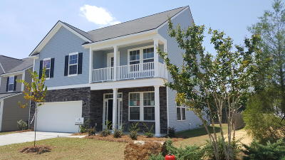 Moncks Corner Single Family Home For Sale: 101 Sugeree Drive