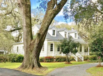 Summerville Single Family Home For Sale: 115 Briarwood Lane