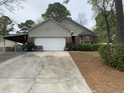 Goose Creek Single Family Home Contingent: 306 Camelot Drive