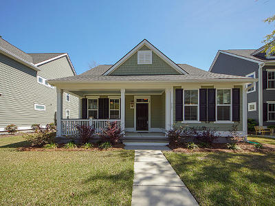 Summerville Single Family Home For Sale: 717 N Hickory Street
