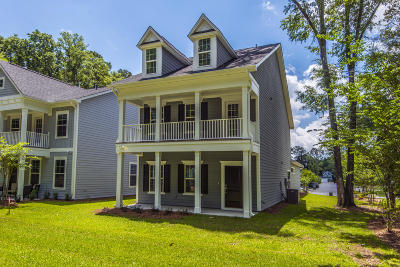 Charleston County Single Family Home For Sale: 3110 Rivervine View