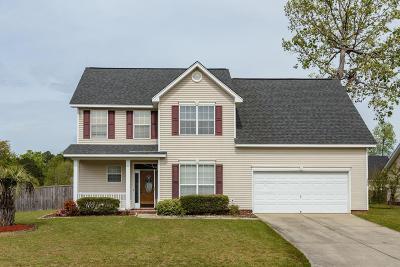 North Charleston Single Family Home Contingent: 132 Hainsworth Drive