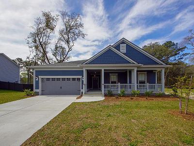 Johns Island Single Family Home For Sale: 2029 Kemmerlin Street