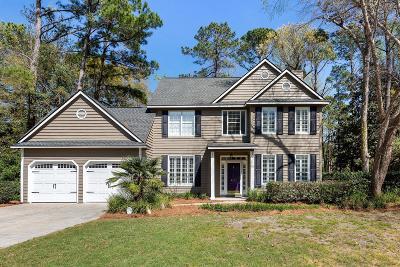Brickyard Plantation Single Family Home Contingent: 1170 W Park View Place