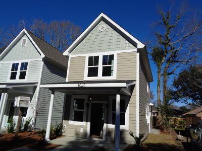 Charleston County Single Family Home Contingent: 1626 Wappoo Drive