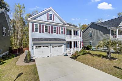 Dorchester County Single Family Home For Sale: 134 Tortoise Street