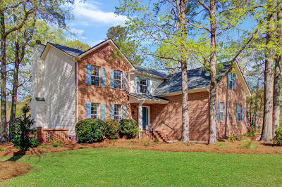 Goose Creek Single Family Home Contingent: 109 Keighley Drive
