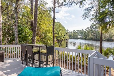 Seabrook Island Single Family Home For Sale: 2894 Old Drake Drive